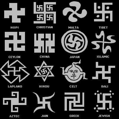 amandam0nium: swastikas across culture/time period. but what does it mean?